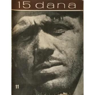 15 DANA ČASOPIS 1963. BROJ 11